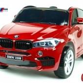 Elektrické autíčko BMW X6M jednomiestne